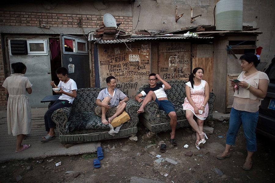 專家:北京驅逐「低端人口」將變成鐵鏽帶