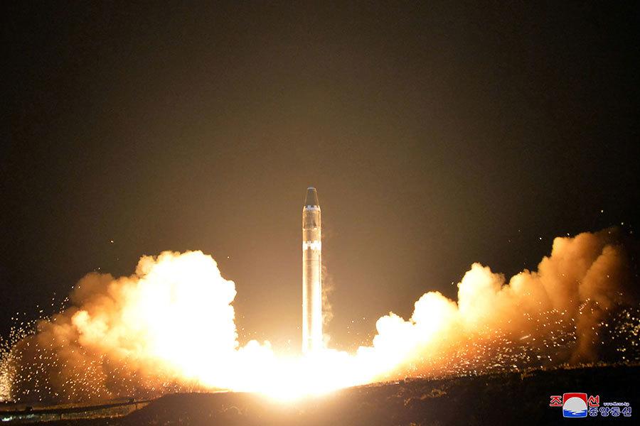 美媒:CIA低估北韓核武能力 特朗普沉著應對