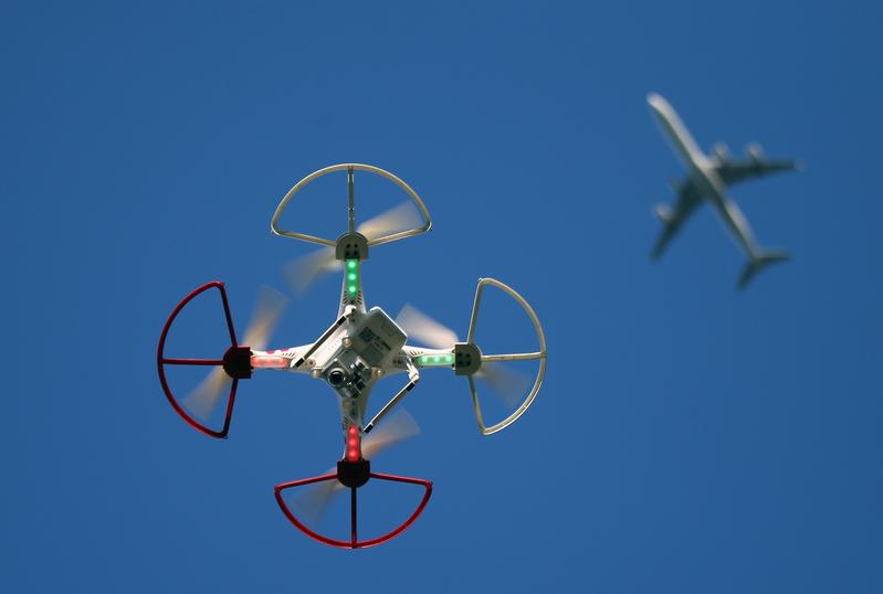無人機入侵中國?中印互相指責
