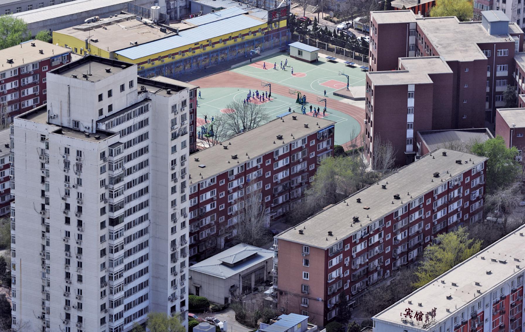 北京二手房市場成交量低潮