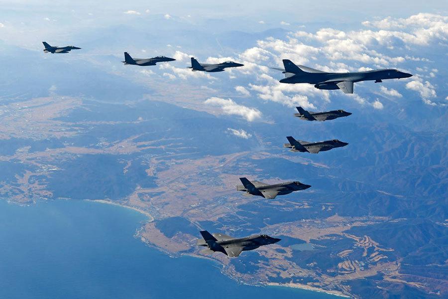 日媒:若美韓先行攻擊 或一天可摧毀北韓