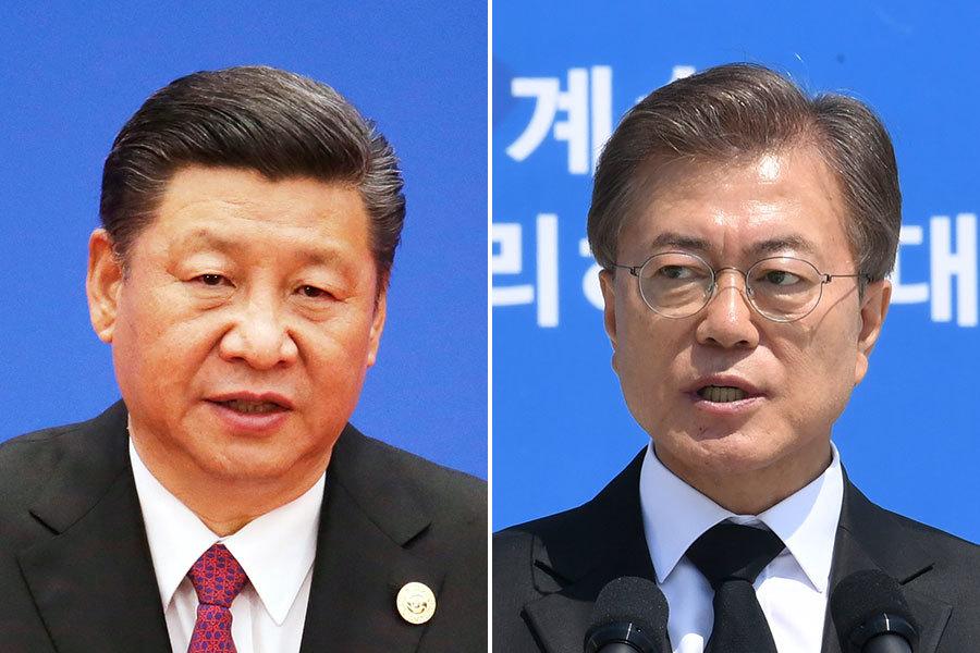 日媒:中韓突然靠攏的背後原因