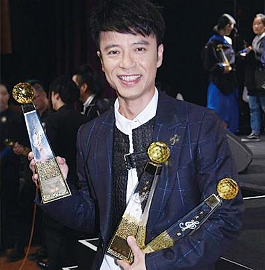 第40屆十大中文金曲 李克勤抱回三大獎  成最大贏家