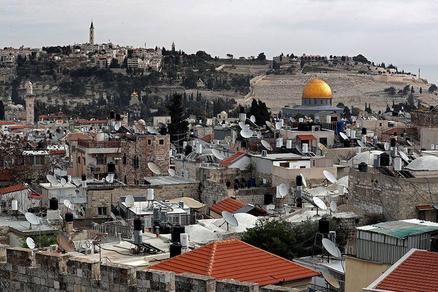 美國否決聯合國涉美耶路撒冷決議