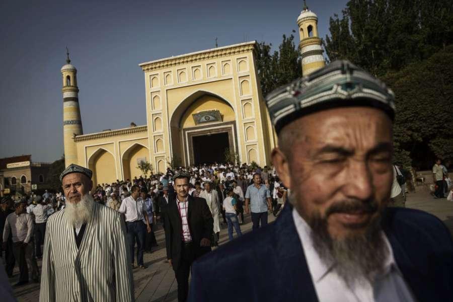 中共監控新疆 成千上萬維吾爾人失蹤