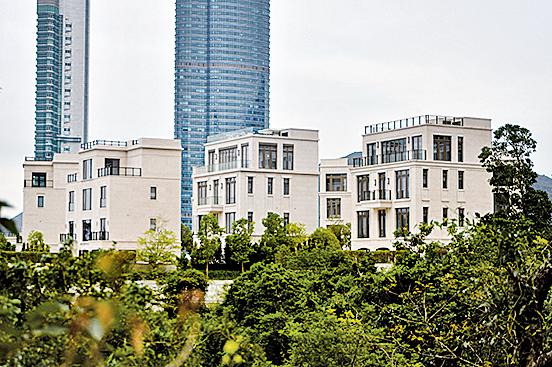 Mount Nicholson 4.9億售前江蘇首富 分層呎價11.6萬亞洲次高