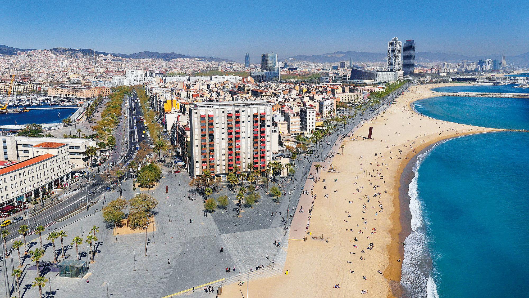 歐洲遊玩勝地之去西班牙曬太陽