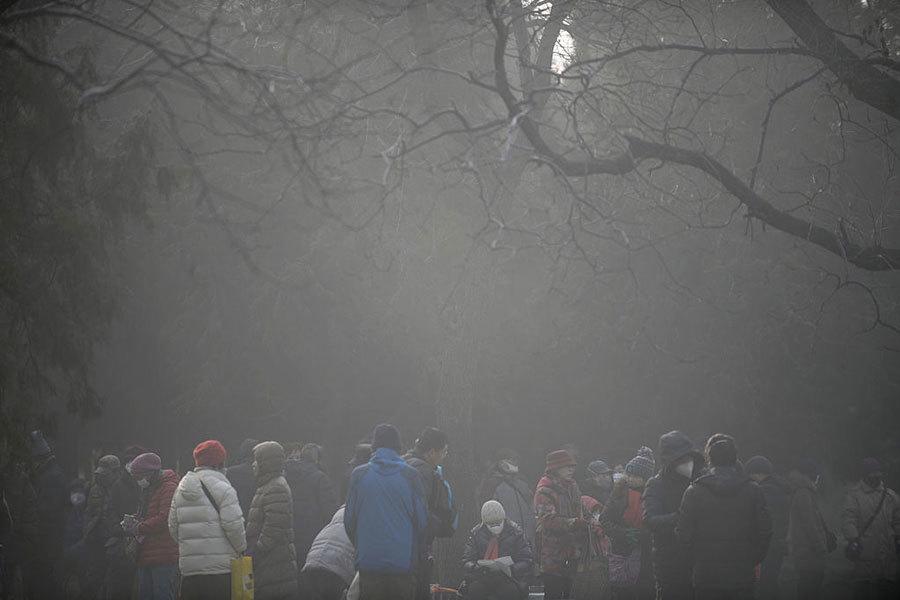 「煤改氣」未脫困陰霾來襲 卅城發重污預警