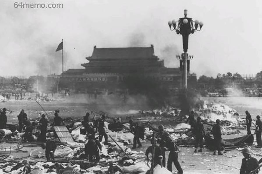 《香港01》疑自我審查 擱置第二批六四解密報道