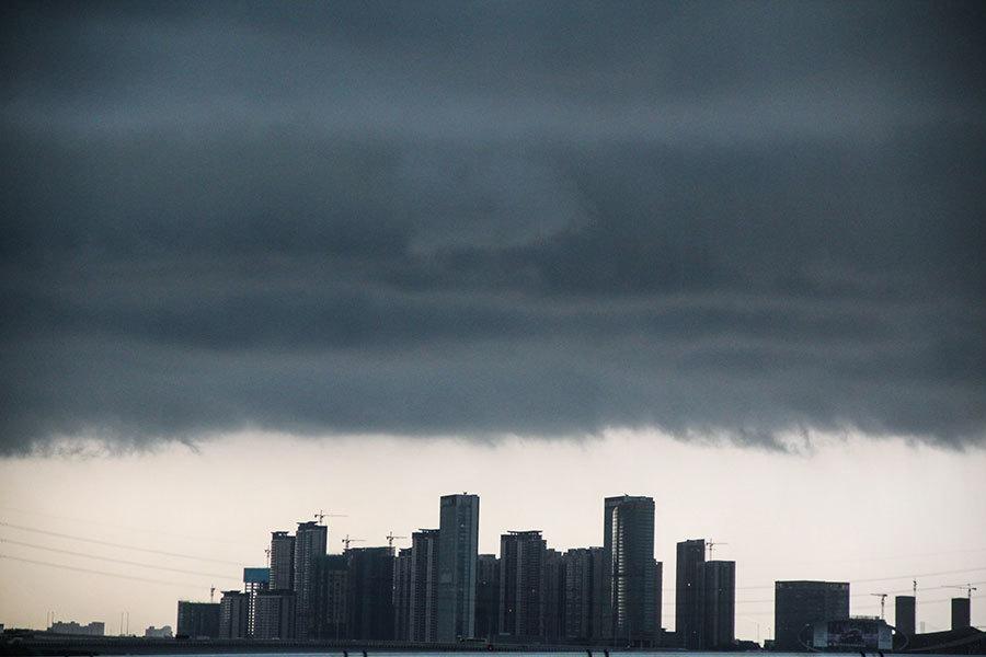 房地產波動背後藏矛盾 中國經濟難逃危機