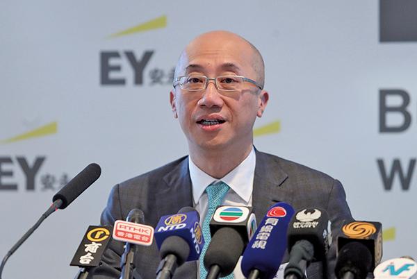 本港IPO集資額全球第三