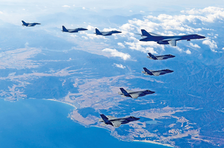 中共軍報談對北韓開戰 美公佈中美合作三條件