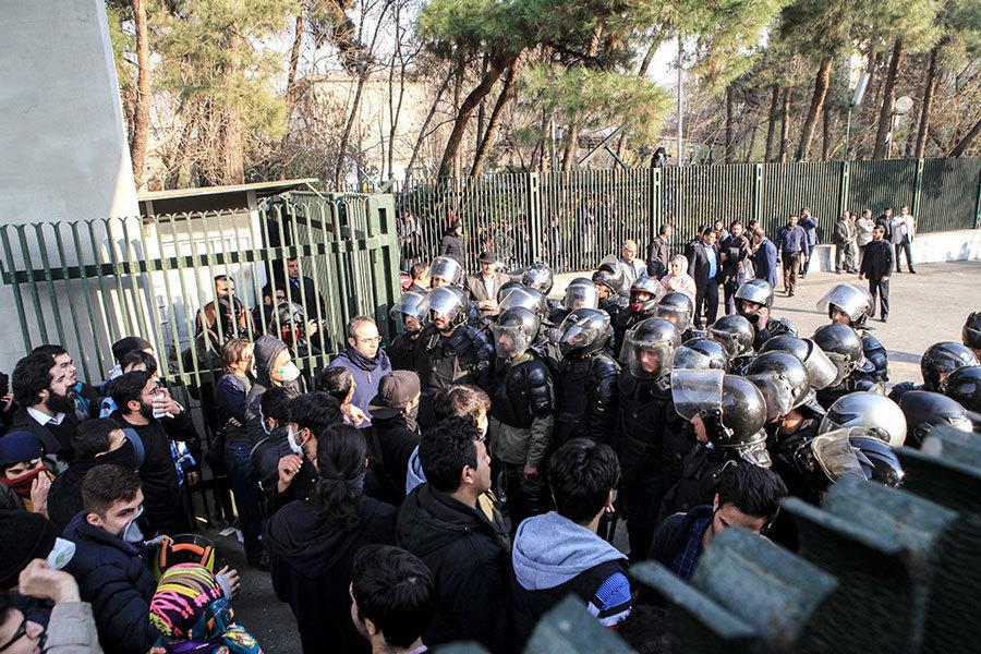 中共封殺伊朗遊行真相 專家談結束暴政妙招