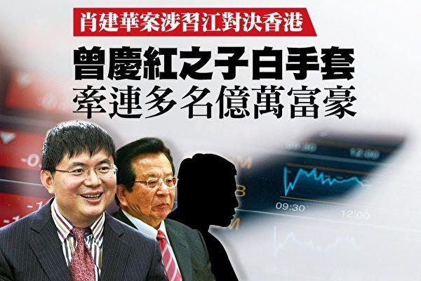 金融大鱷肖建華傳六月底前受審