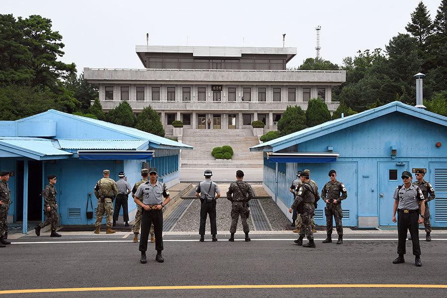 兩韓首腦會談將直播 近3000名記者登記採訪