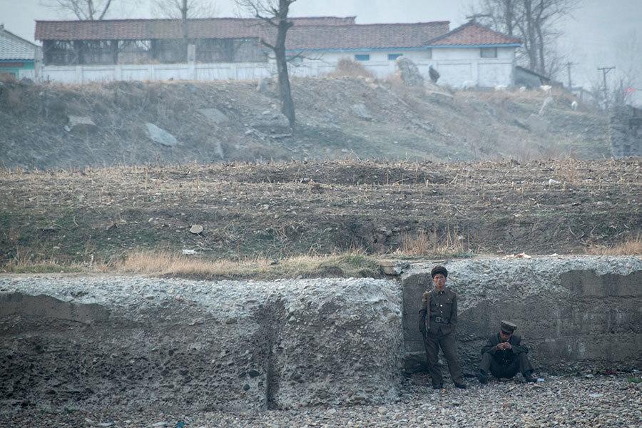 北韓士兵「被放長假」原因你想不到