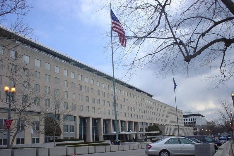 中共啟用M503 美國務院反對單方改變現狀