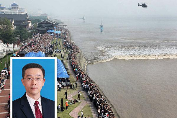 胡海峰首次參加中共兩會 其提案受關注