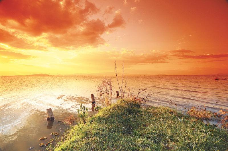 遊Lake Naivasha與自然相擁