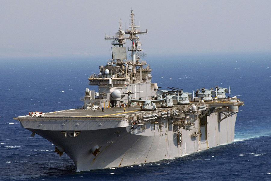提升隱形作戰能力 美派「航母寶寶」去亞太