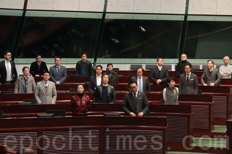 民主派討論一地兩檢呈請被否決