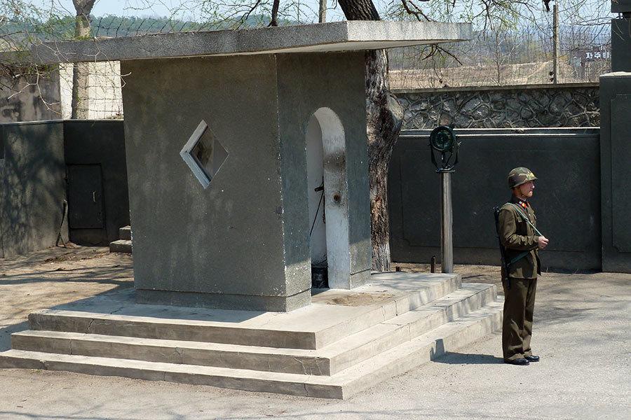 傳北韓相信美軍會攻打 士兵晚上睡覺不脫鞋