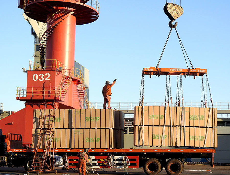 中共擬對美國大豆加稅 分析:中國通脹承壓