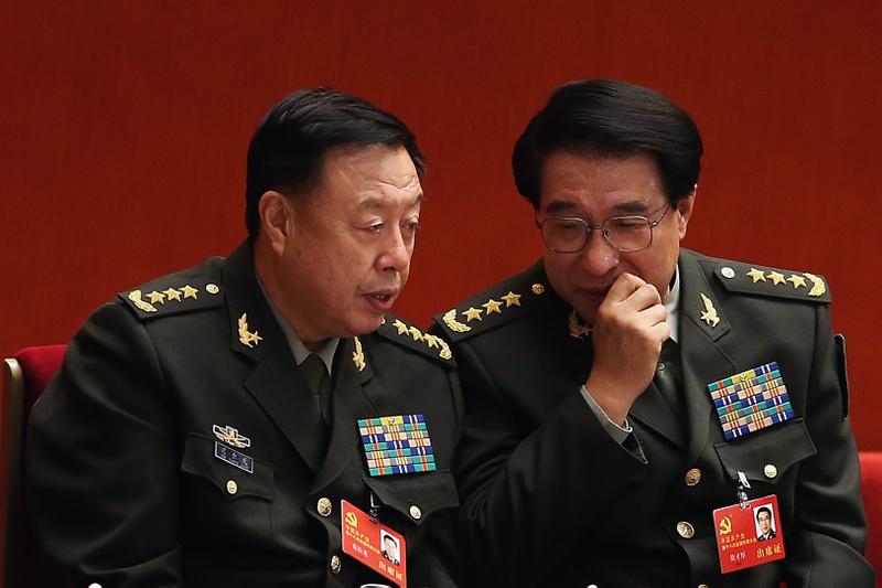 周曉輝:范長龍傳被查 有十九屆中委委員要懸