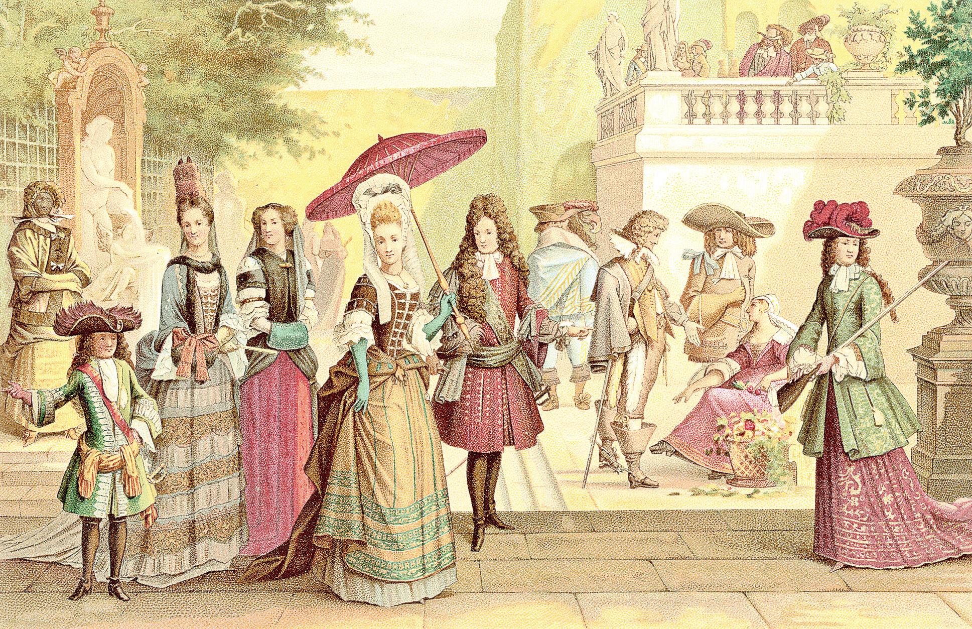 法國時尚文化的承前啟後(二)