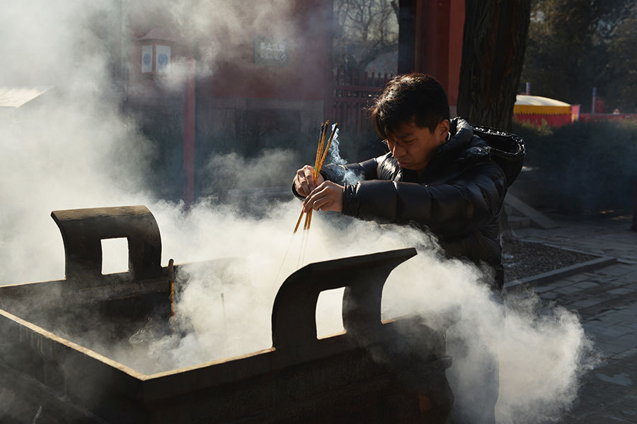 無神論毀壞中國 找回神的信仰避免隨中共毀滅