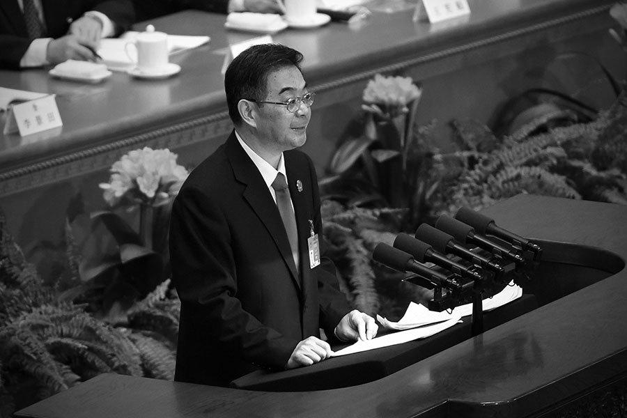 周曉輝:有新中委委員要懸 最高法周強跡象顯