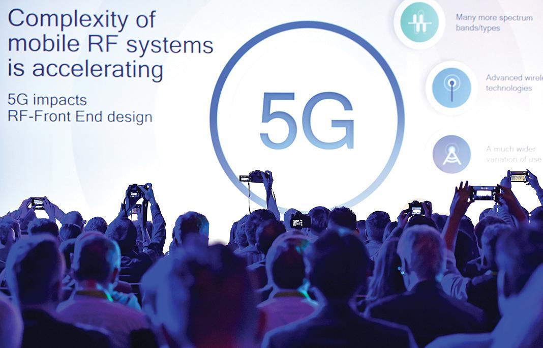 Verizon有信心今年推出首個5G服務