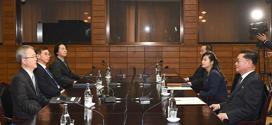 參奧首談派遣藝術團 北韓被指政治意味濃
