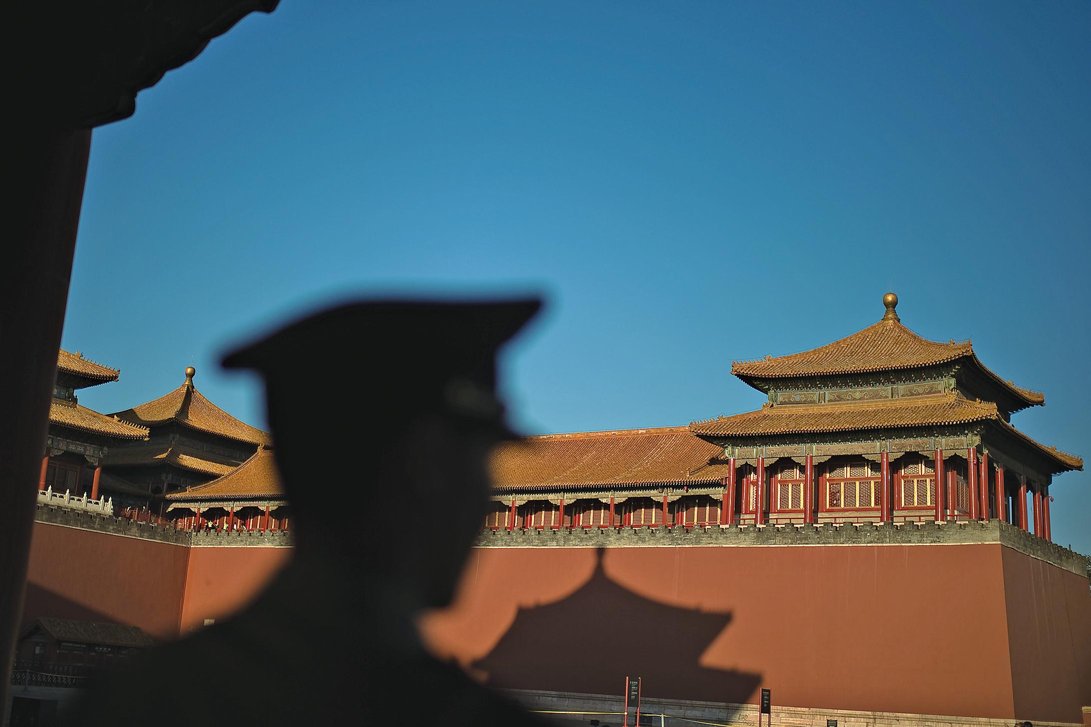 中共修憲是一場黨內政治遊戲