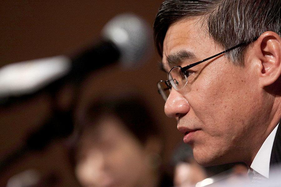 江西副省長李貽煌落馬 曾被國務院點名通報