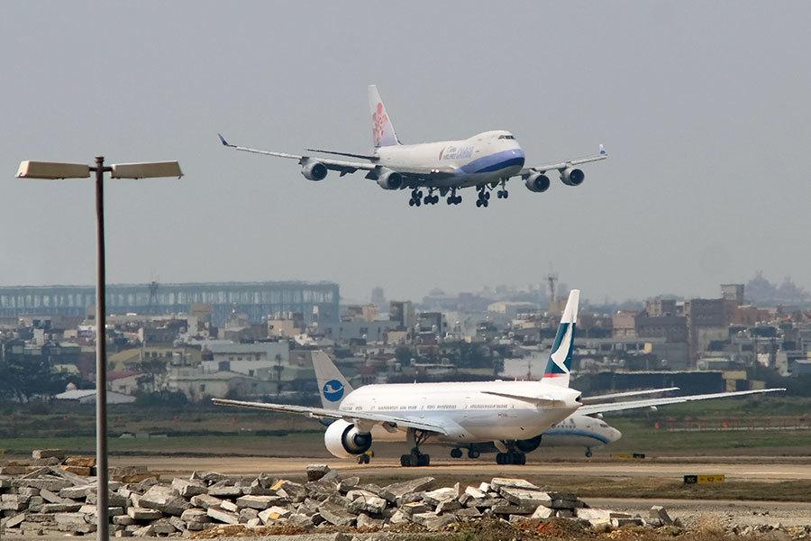 反制M503 台民航局將協調過年疏運旅客