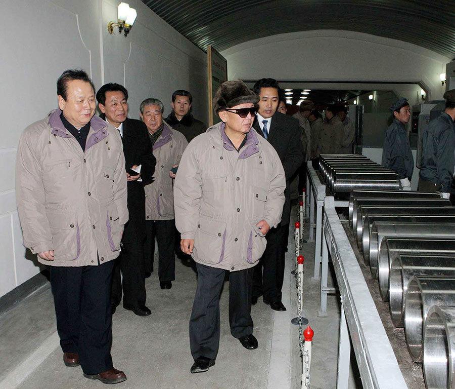 揭秘:北韓軍火工廠1991年爆炸致千人死亡