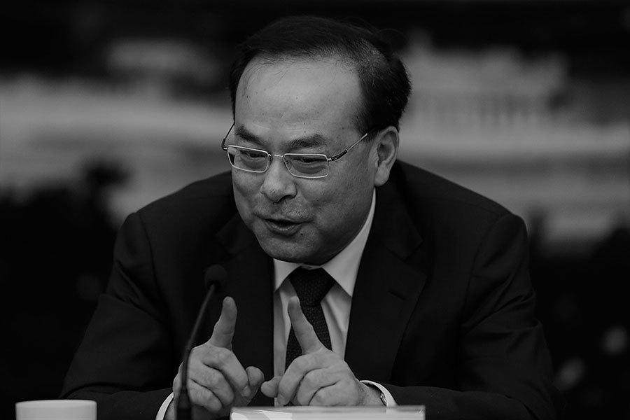 孫政才一審被重判 分析:不可能活著出獄