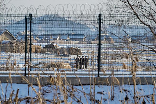 英媒:做最壞打算 中共加強中朝邊界戒備