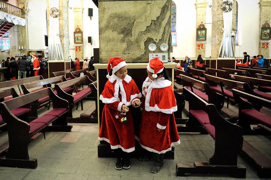 牧師:中共抵制聖誕節 恐懼信仰力量危及政權