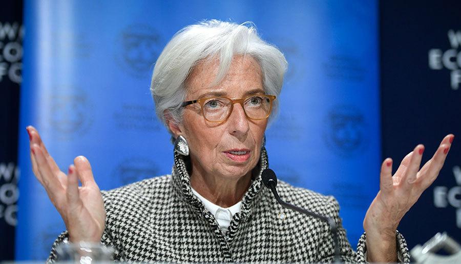 美國減稅帶動投資 IMF上調全球經濟增長率