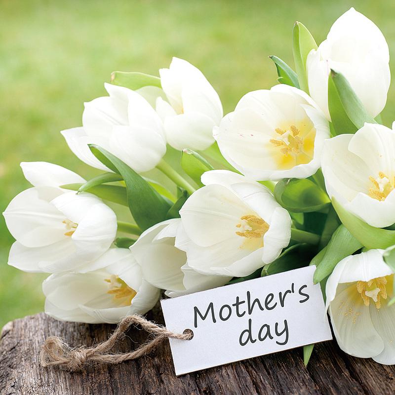 鮮花也是在母親節向媽媽表示謝意的好禮物。(Edward/Flickr)