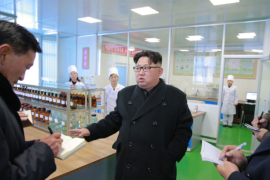 脫北官員:金正恩害怕美國先發制人的打擊