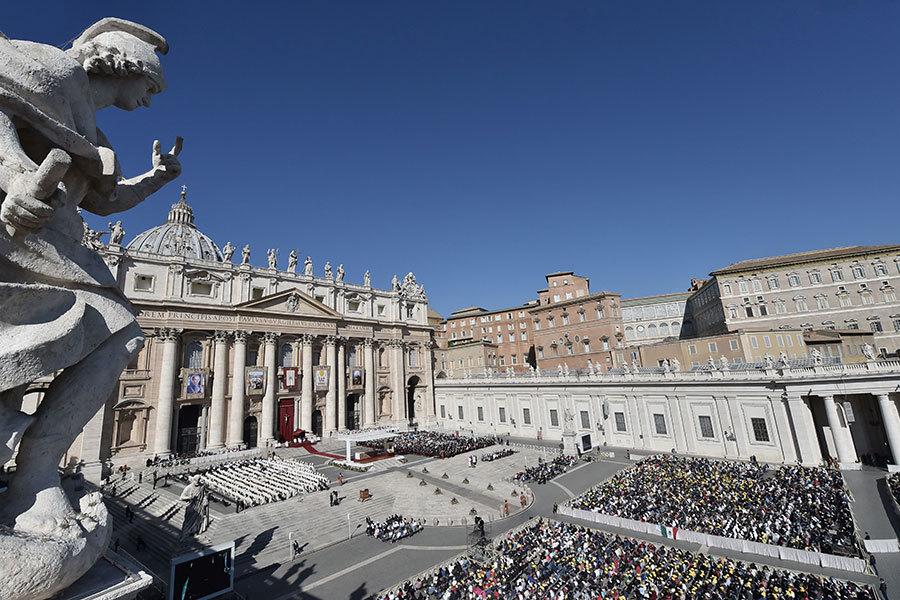 程曉容:梵蒂岡向中共讓步 可知其終極目的?