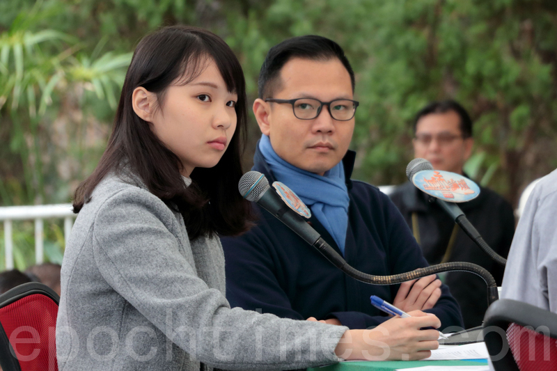 郭榮鏗:選舉主任無權政治審查