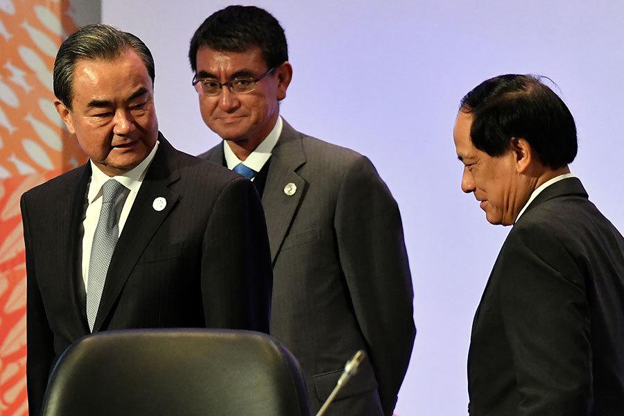 北京欲改善跟日本關係 習近平安倍準備互訪