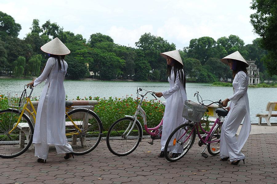 大陸各省現「越南新娘」拐賣產業鏈的背後