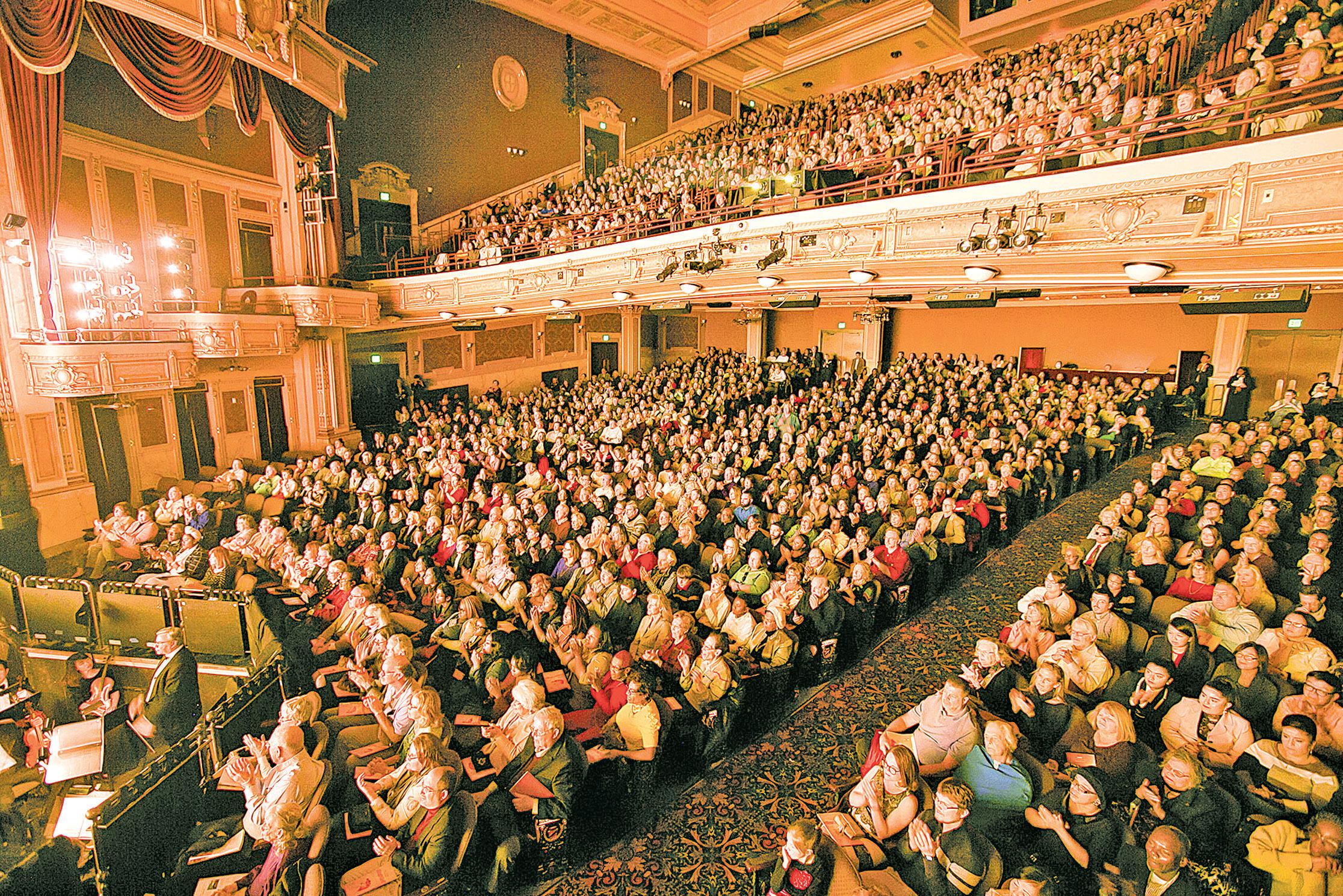 神韻巴爾的摩兩場售罄 「所有人都有收穫」