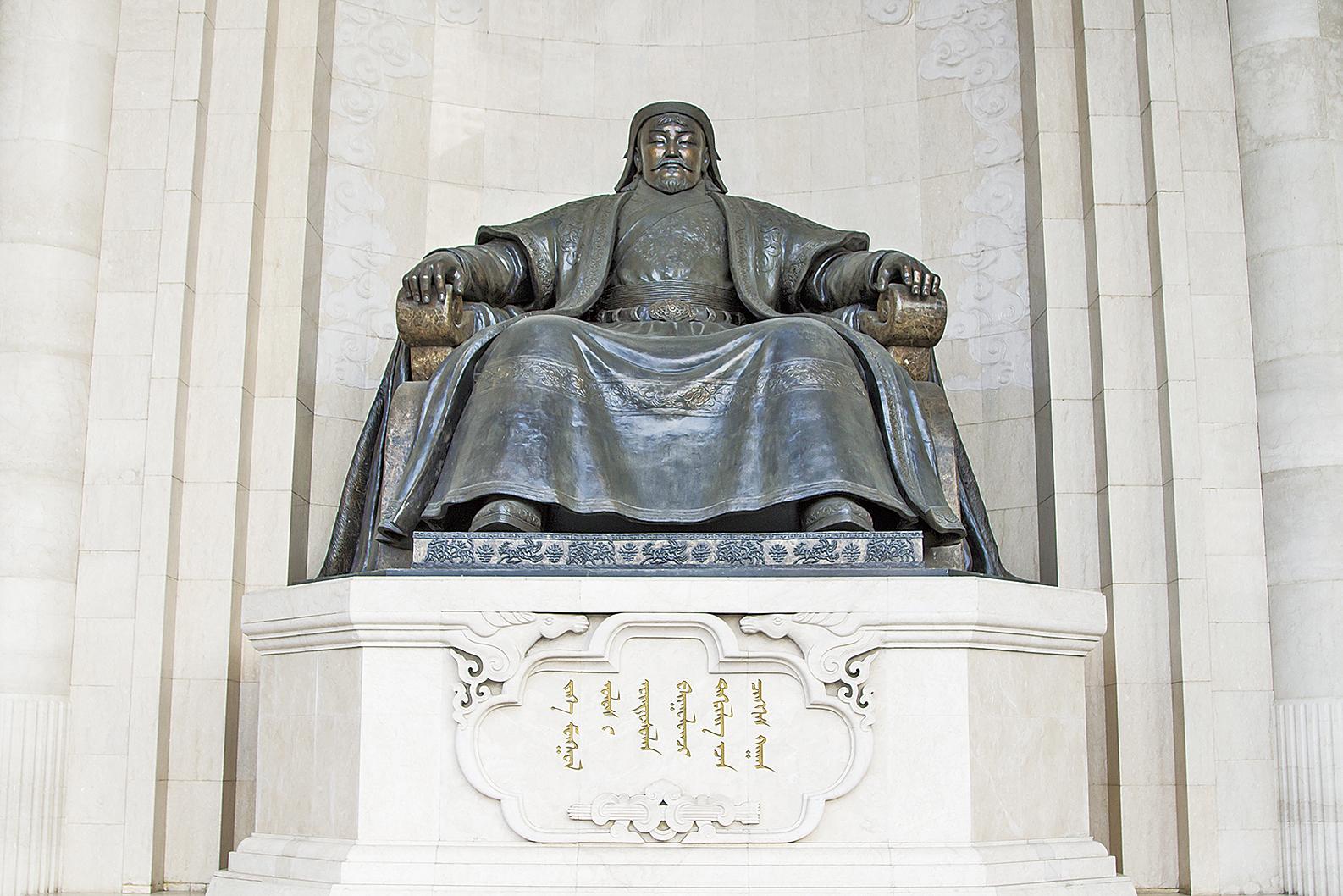 【文章精選】千古英雄人物 成吉思汗(七)--- 「全球化」第一人