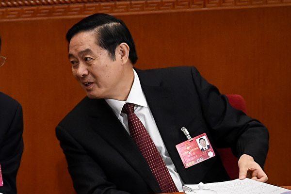 被提前踢出政治局的劉奇葆 在政協履新